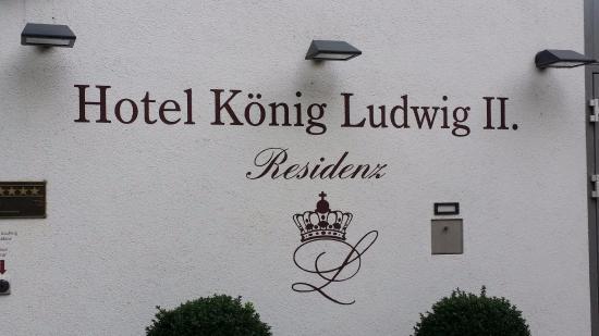 Hotel Konig Ludwig Munchen