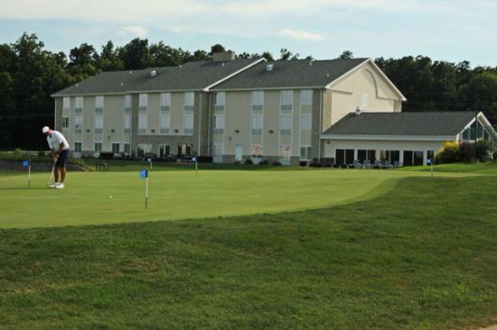 Crown Pointe Golf Club: CP
