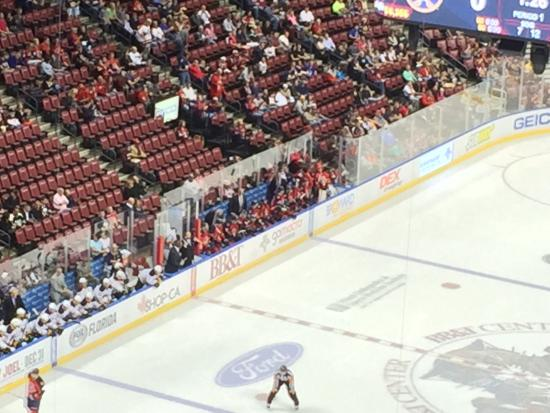 Florida Panthers hockey - Picture of BB T Center 204af41a1