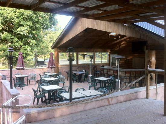Schuylkill Haven, PA: Outside Patio