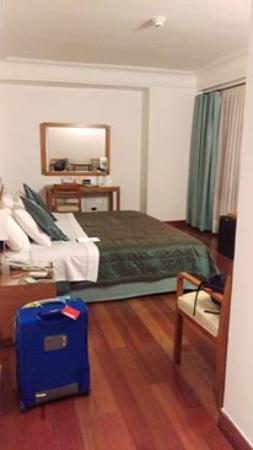 Hotel de la Opera: Hotel room