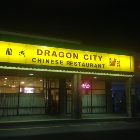 Dragon City Columbia Restaurant