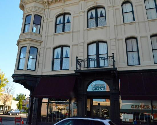 Geiser Grand Hotel: The Geiser Grand in Baker City