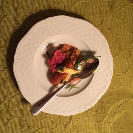 Bischofswerda, Deutschland: Sehr gutes französisches Essen zu einem guten Preis