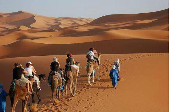 Morocco Sahara Holiday
