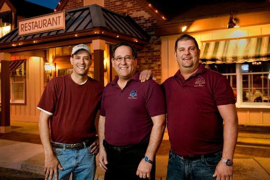 Mays Landing, Нью-Джерси: Cousin Mario's Italian Restaurant