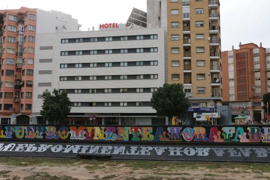 Hotel Guadalmedina Malaga Tripadvisor