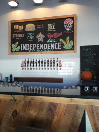 ‪Independence Brewing Co‬
