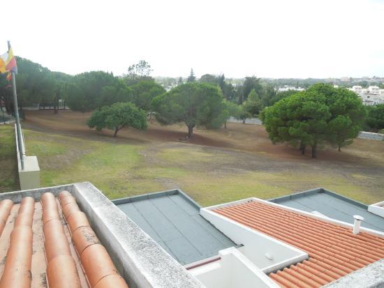 Hotel Apartamentos do Golf: Views from balcony