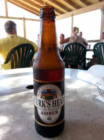 Turks Head Amber!