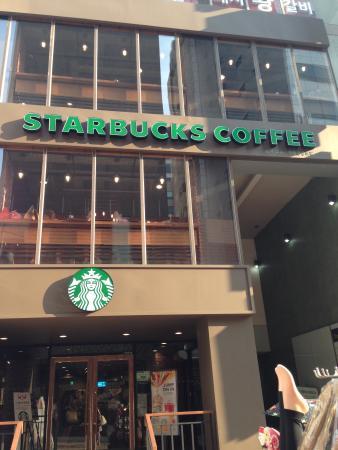 Starbucks Myeongdong Seongdang