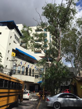 Hotel Plaza JuanCarlos: photo0.jpg