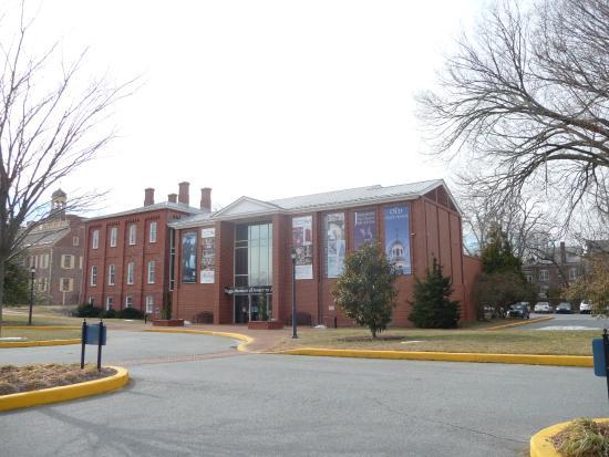 Biggs Museum of American Art: Biggs Museum of Art