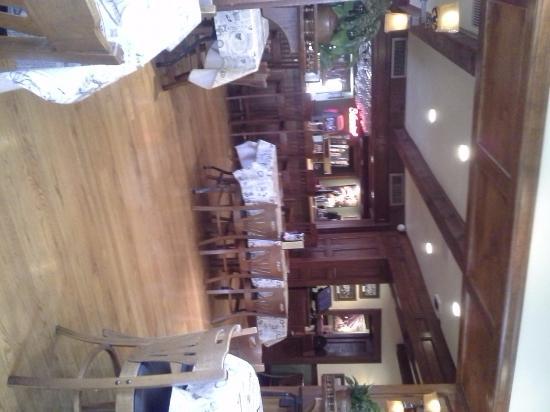 The Perk : dining room