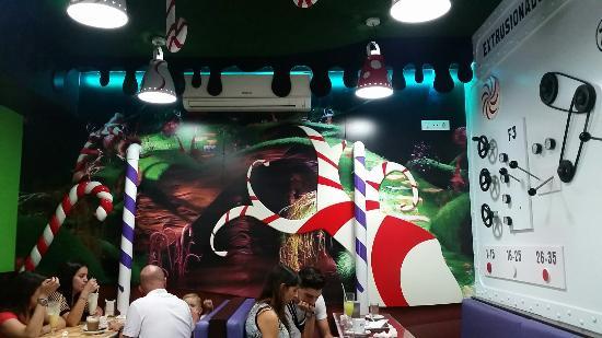 Foto De Wonka Málaga Helados Dulces Y Decoración