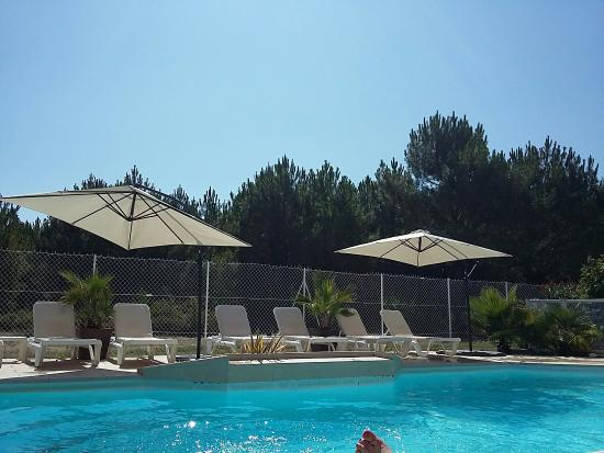 Hotel La Forestiere : Au calme en Août