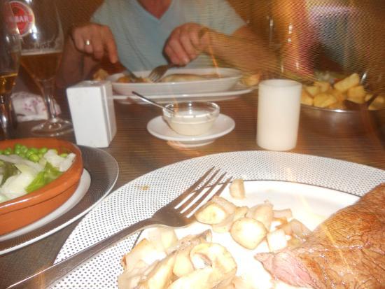 Christopher's : steak