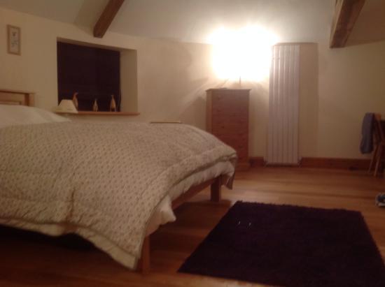 Holme Grange Farm: Wheelhouse room