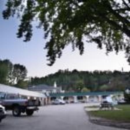 Trail, Canadá: Raylyn motel