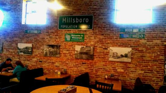 Hillsboro Brewing Co.: Exterior & Interior shots