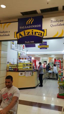 Salgadinhos Alzira Novo Shopping