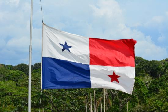 Panama Flag Picture Of Almiza Tours By My Friend Mario Panama - Panama flag