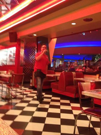 Roxys casino menu