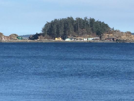นาไนโม, แคนาดา: View towards Piper's Lagoon