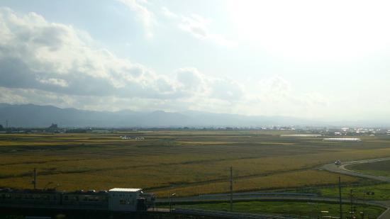 Inakadate-mura, Japan: 山系②