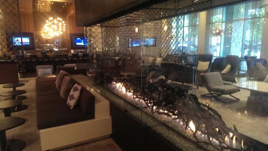 Jw Marriott Austin Lobby Bar Very Cool