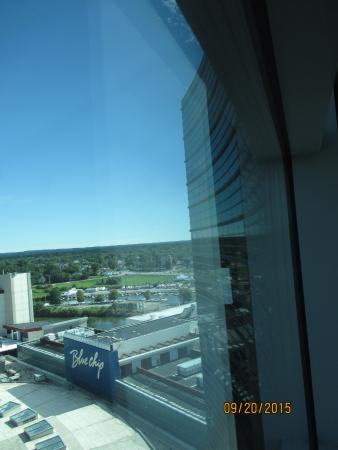 Blue Chip Casino: View...From our room