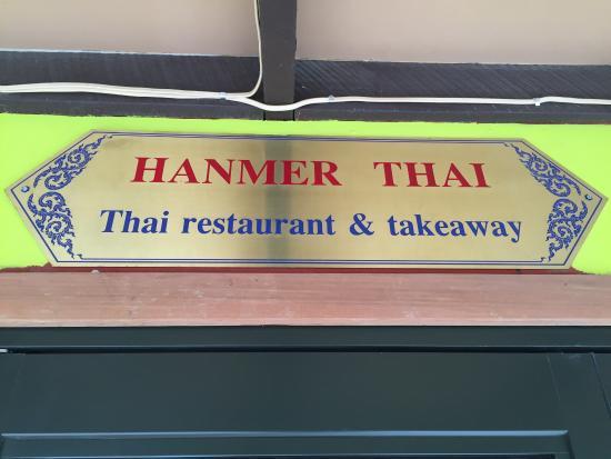 Greenchilli Thai: Hanmer Thai