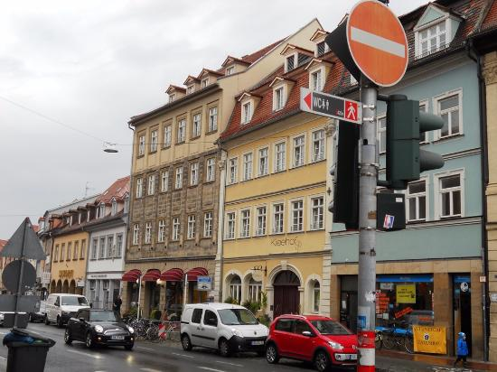 Hotel Europa Bamberg: Hotel exterior