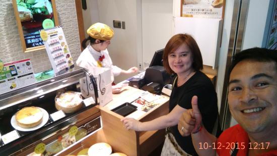 Pablo, Akihabara: Pablo bake shop in Akihabara.