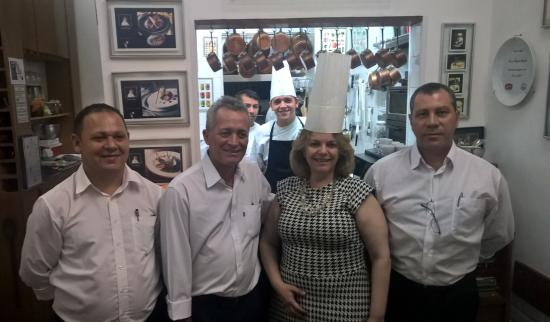 Photos of l 39 atelier du cuisinier rio de janeiro for Cuisinier 49