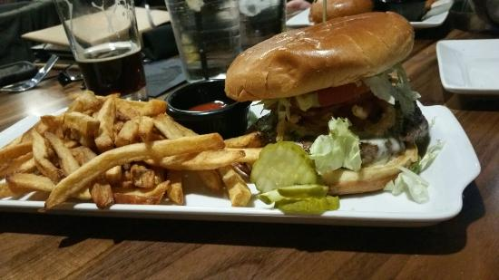 BRU Burger Bar Carmel
