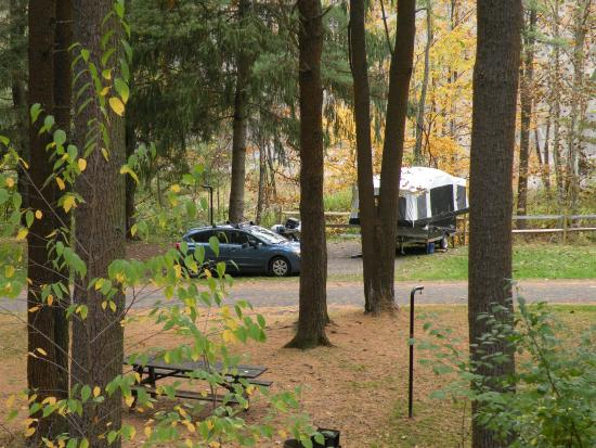 Waterville, PA: Campsite #96