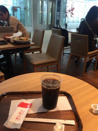Mos Cafe Haneda Airport International Line Terminal Bldg.