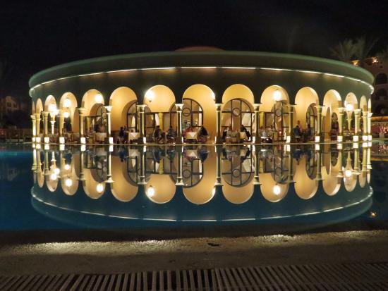 The Grand Makadi Hotel: En av reataurangerna