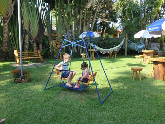 Pousada Ilha de Itaka: Mini-playground