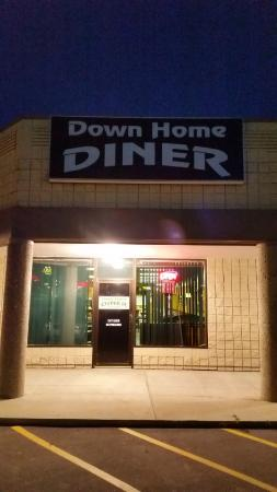 Down Home Diner In Harrisonville Mo