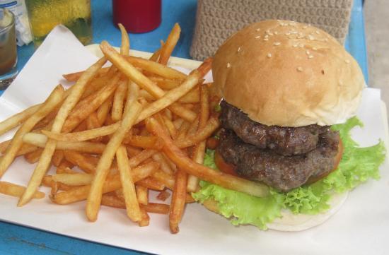 I'P Burger & Grill