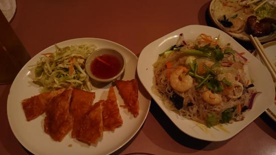 Suanthai Restaurant: コース料理 名前忘れました。。。