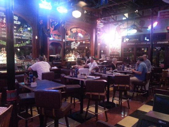 Inside bar picture of king 39 s fish house laguna hills for King s fish house laguna hills