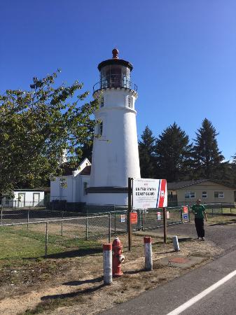 Winchester Bay, Oregón: Lighthouse