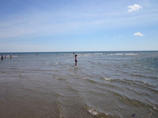 Saint-Louis-de-Kent, Kanada: Kellys Beach