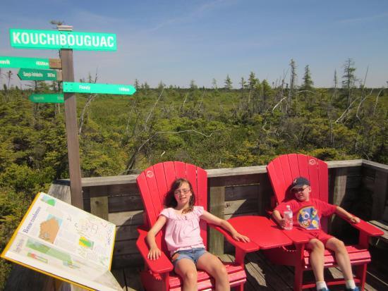 Saint-Louis-de-Kent, Kanada: End of Bog Trail
