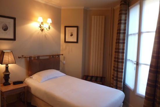 Hotel Albe Bastille : single bed