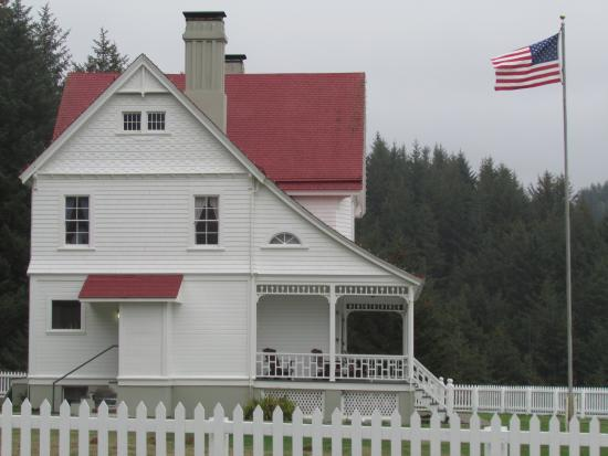 Florence, OR: Lightkeepers House