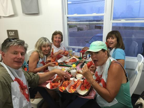 Lobster Pound Wells Maine | Lobster House